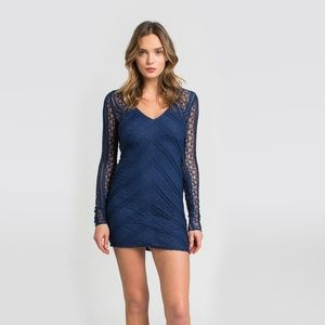 NWT Max Dress in Navy by LA Made